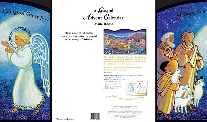 A Gospel Advent Calendar, Ma?te Roche