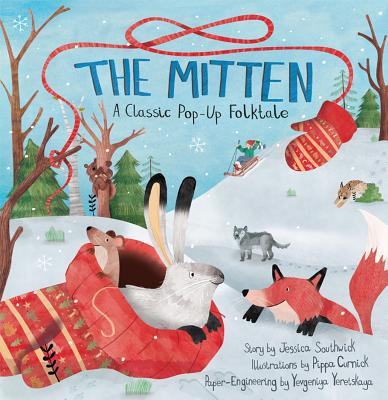 Image for The Mitten: A Classic Pop-Up Folktale