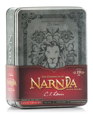 "Image for ""''The Chronicles of Narnia Collector's Edition, Radio Theatre-19 CD's''"""