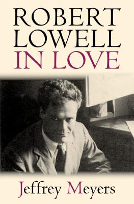 Image for Robert Lowell in Love