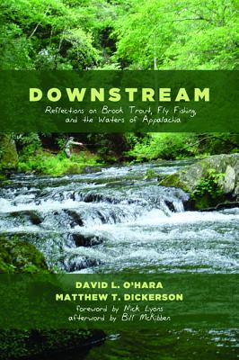 Image for Downstream: Reflections on Brook Trout, Fly Fishing, and the Waters of Appalachia