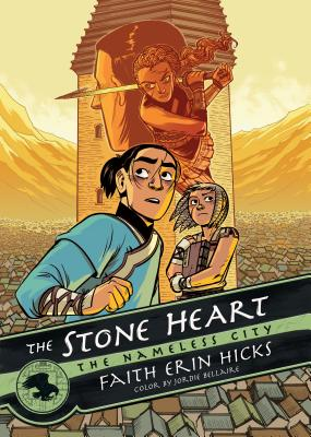 Image for The Nameless City: The Stone Heart (The Nameless City (2))