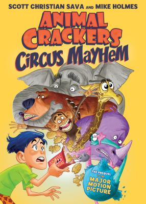 Image for Animal Crackers: Circus Mayhem