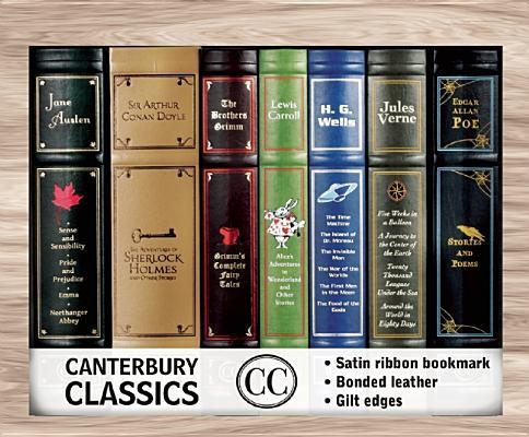 Image for Canterbury Classics Box Set