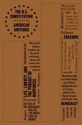Image for The U.S. Constitution, Declaration of Independence, and Other Historical American Documents (Word Cloud Classics)