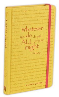 Image for A Novel Journal: Aesop's Fables (Compact) (Novel Journals)