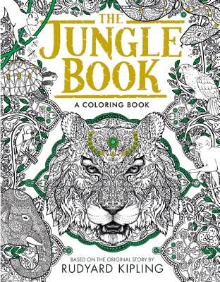 Image for The Jungle Book: A Coloring Book