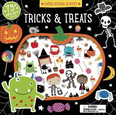 Image for Super Sticker Activity: Tricks and Treats