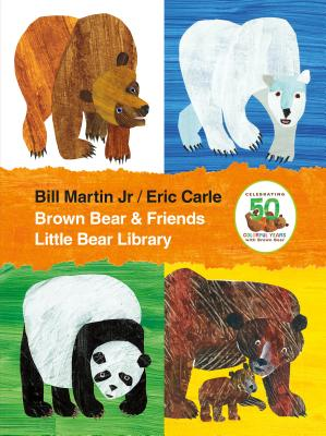 Image for Brown Bear & Friends Little Bear Library (Brown Bear and Friends)