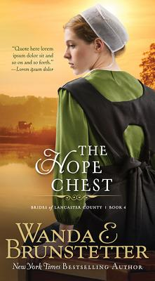 Image for HOPE CHEST, THE BRIDES OF LANCASTER COUNTY #004