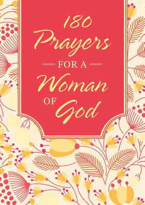 Image for 180 Prayers for a Woman of God