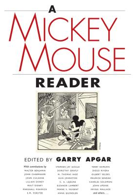 Image for A Mickey Mouse Reader