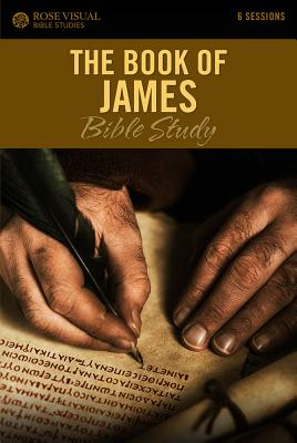 Image for The Book of James - Rose Visual Bible Studies