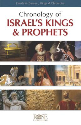 Image for Chronology of Israel's Kings and Prophets Timeline