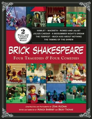 Image for Brick Shakespeare: Four Tragedies & Four Comedies