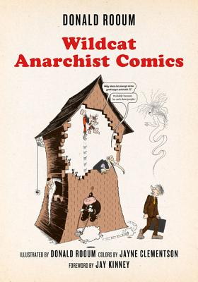 Image for Wildcat Anarchist Comics