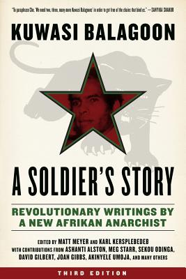 Image for A Soldier's Story: Revolutionary Writings by a New Afrikan Anarchist (Kersplebedeb)
