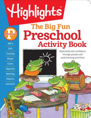 Image for PRESCHOOL BIG FUN WORKBOOK