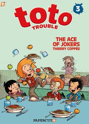 Image for Toto Trouble #3  The Ace of Jokers