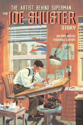 Image for Joe Shuster Story: The Artist Behind Superman