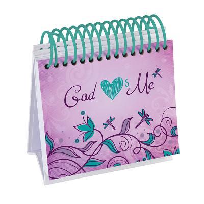 Image for God Hearts Me Perpetual Calendar:  365 Refreshing Reminders Of God'S Love (365 Perpetual Calendars)