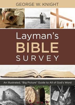 "Image for ""Laymans Bible Survey: An Illustrated, Big Picture Guide to All of Gods Word"""
