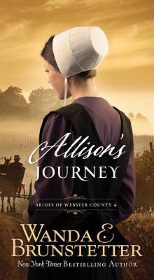 Image for ALLISON'S JOURNEY BRIDES OF WEBSTER COUNTY #4