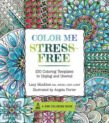 Image for Color Me Stress-Free