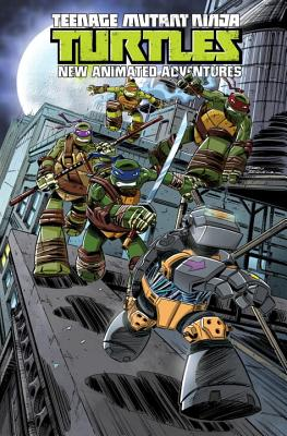 Teenage Mutant Ninja Turtles: New Animated Adventures Volume 3, Byerly, Kenny; Fridolfs, Derek; Walker, Landry