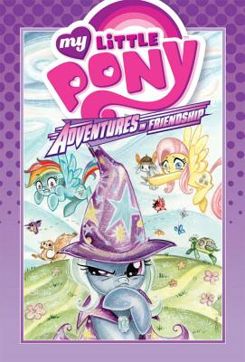 Image for My Little Pony: Adventures in Friendship Volume 1 (MLP Adventures in Friendship)