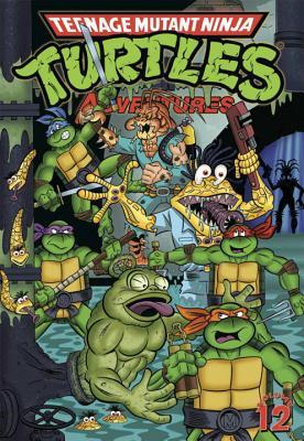 Image for Teenage Mutant Ninja Turtles Adventures Volume 12 (TMNT Adventures)
