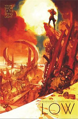 Low Volume 3: Shore of the Dying Light, Rick Remender