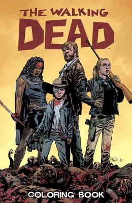 Image for The Walking Dead Coloring Book