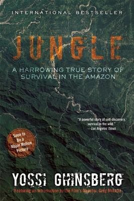 Image for JUNGLE A HARROWING TRUE STORY OF SURVIVAL IN THE AMAZON