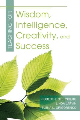 Image for Teaching for Wisdom, Intelligence, Creativity, and Success