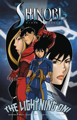Image for Shinobi: Ninja Princess V2: Lightning Oni