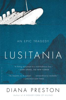 Image for LUSITANIA : AN EPIC TRAGEDY