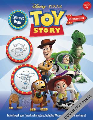 Image for Learn to Draw Disney/Pixar Toy Story Collector's Edition: Featuring all your favorite characters, including Woody, Buzz, Jessie, and more! (Licensed Learn to Draw)