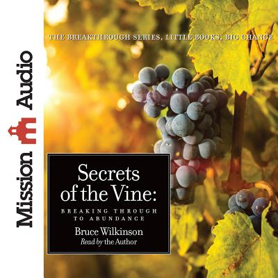 Image for Secrets of the Vine CD Audiobook