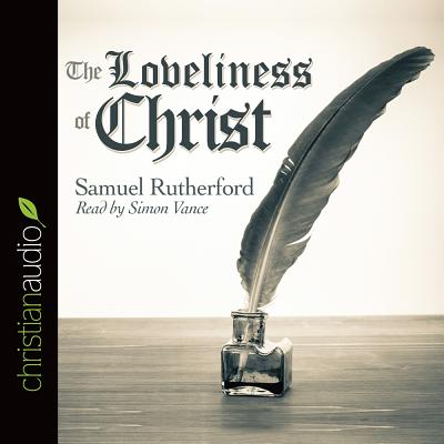 Image for Loveliness of Christ CD Audiobook