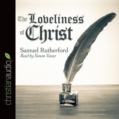 Image for Loveliness of Christ CD Audiobook