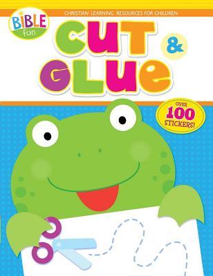Image for Bible Fun: Cut & Glue