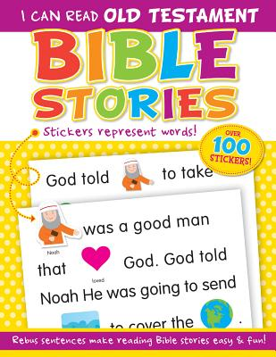 Image for I Can Read Bible Stories