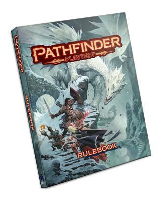 Pathfinder Playtest Rulebook Deluxe Hardcover, Bulmahn, Jason; Bonner, Logan; Radney-MacFarland, Stephen; Seifter, Mark