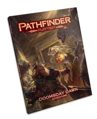 Pathfinder Playtest Adventure: Doomsday Dawn, Bonner, Logan; Bulmahn, Jason; Radney-MacFarland, Stephen; Seifter, Mark; Kunz, Amanda Hamon; Jacobs, James