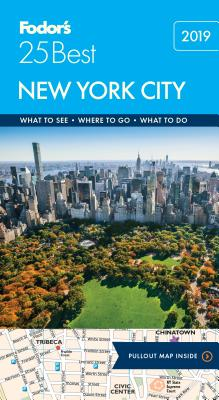 Image for New York City, 2019 (Fodor's 25 Best)