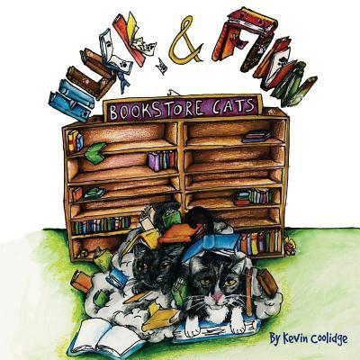 Image for Huck & Finn, Bookstore Cats