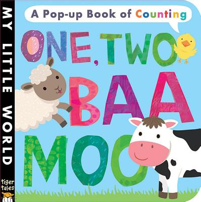 One Two, Baa Moo (My Little World), Jonathan Litton