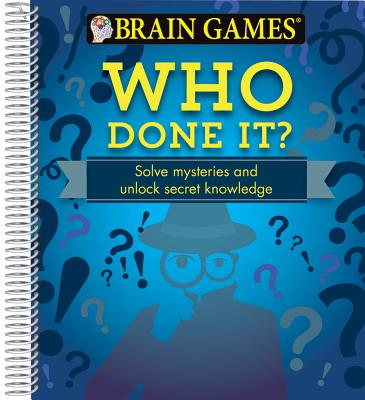 Image for Brain Games® Who Done It?