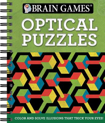 Image for Brain Games - Optical Puzzles